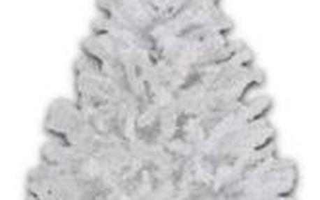 Umělý vánoční stromek 120 cm PREMIUM (bílý) - 360 větviček