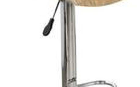 HM MÖBEL | Barová židle H-6 dub