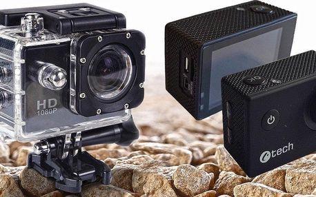 Sportovní outdoorová kamera C-Tech MyCam
