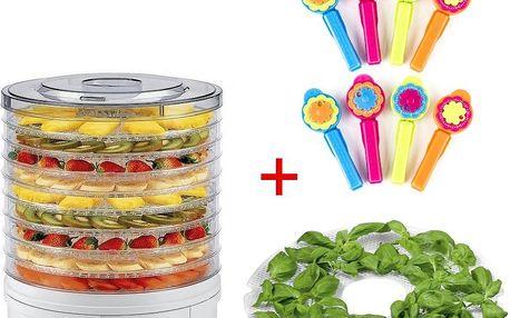 Concept SO1020 elektrická sušička ovoce + zdarma dárky