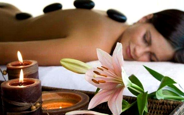 Egyptská relaxační masáž