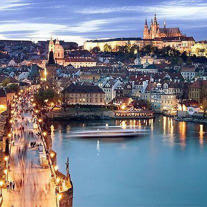 2 nebo 3 dny pro dva se snídaněmi a večeří na kraji Prahy v hotelu Chvalská Tvrz