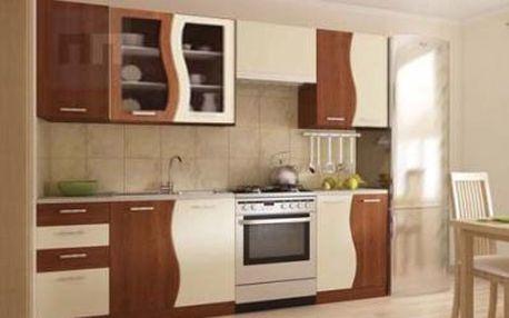 Kuchyňská linka F079 240 hruška, vanilka