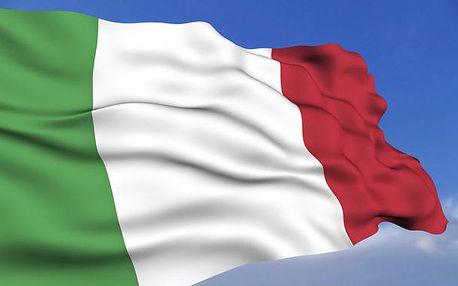 Italština začátečníci A1 - 24 hodin