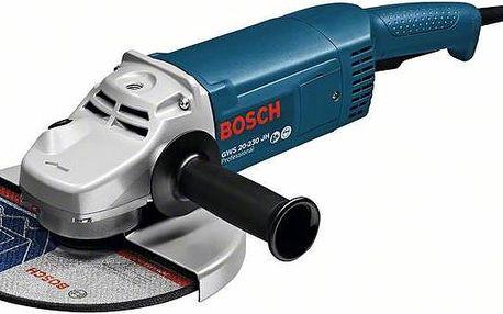 Velká úhlová bruska Bosch GWS 20-230 JH Professional