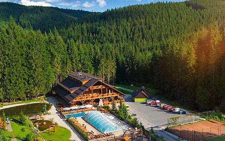 3.460 Kč za 3denní pobyt pro DVA v krásném hotelu Ondrášův dvůr v Beskydech včetně polopenze a jedinečného wellness