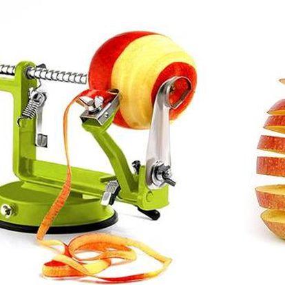 Loupač slupek a vykrajovač jádřinců na ovoce i zeleninu