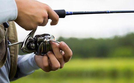 Sportovní rybaření v klidném prostředí