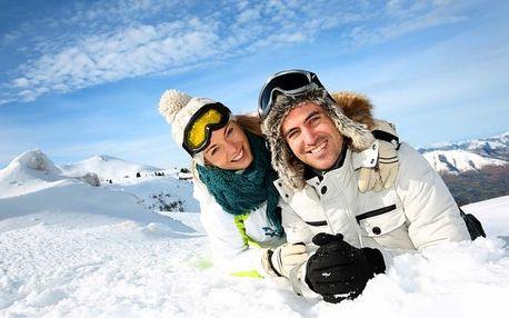 Italské Alpy - lyžařská dovolená s wellness