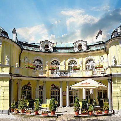 3 až 6 dní pro 2 v Mariánských Lázních v hotelu Saint Antonius s wellness a snídaněmi