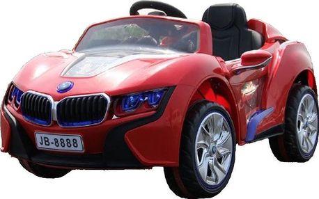 Dětské autíčko TOBI MP4