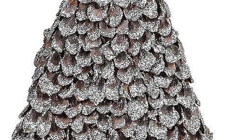 Dřevěný vánoční stromeček 40 cm