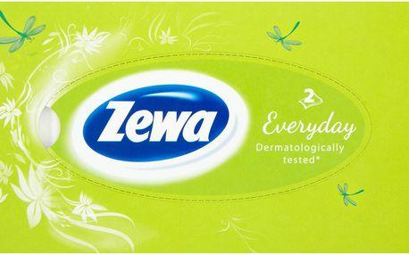 Zewa Everyday box papírové kapesníčky 100 ks