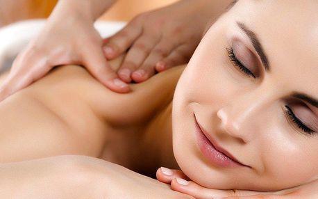 Příjemná masáž od rodilého Egypťana