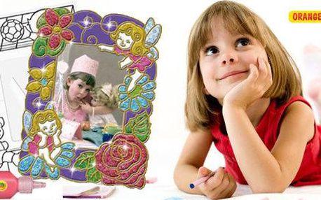 Výtvarné sady pro děti - Fotorámeček