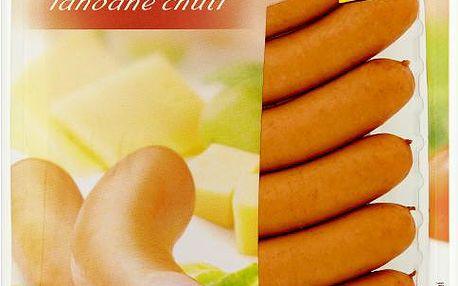 Vídeňské minipárečky se sýrem 200g