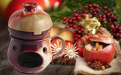 Keramický rozpékač na jablka od českého výrobce