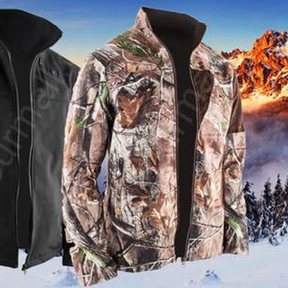 Připravte se na zimu! Vytápěná zimní bunda značky Xenge, ve které ani nepotřehnete, že je venku zima