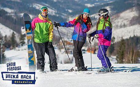 Závodní servis lyží a snowboardů