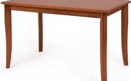 Jídelní stůl jednoduchý v barvě třešeň ALA 01121 TR