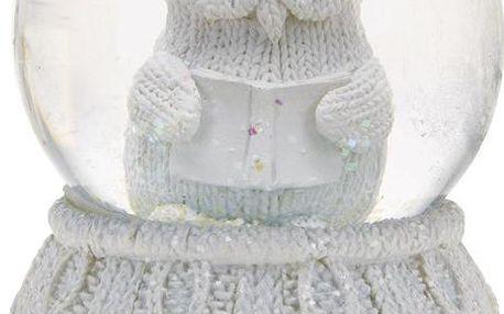 Sněžná koule zvířatko