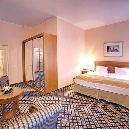 Karlovy Vary pro DVA s wellness pro náročné v Hotelu Lauretta****