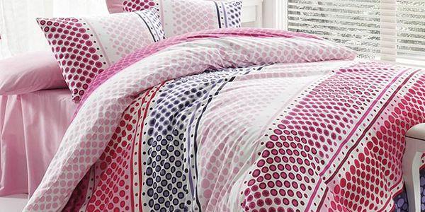 Tip Trade Bavlněné povlečení Fashion Pink