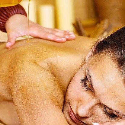 60minutová egyptská masáž