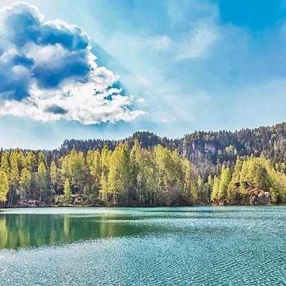 Romantický pobyt v blízkosti Adršpachu