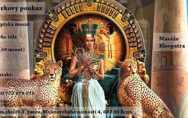 60minutová egyptská masáž4