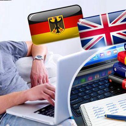 Online angličtina nebo němčina – 1000 nejpoužívanějších slov bleskově za 10 dní! Okamžité doručení zdarma!