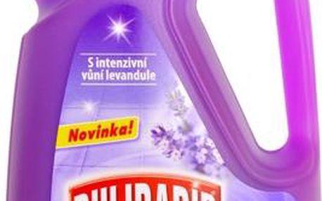 Pulirapid univerzální hygienizující bezoplachový čistič Levandule 1000 ml