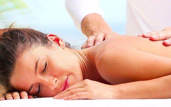 Egyptská masáž dle vlastního výběru od rodilého Egypťana2
