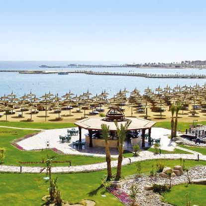 HOTEL SENTIDO MAMLOUK PALACE RESORT, Hurghada, Egypt, letecky, all inclusive