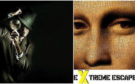 Unikněte z pracovny Leonarda Da Vinci! V Extreme Escape na Praze 4.