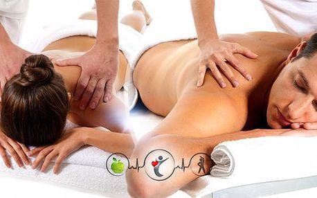 Breussova masáž, zábal a masáž chodidel v délce 60 minut! Energetická masáž s regeneračními účinky na páteř!