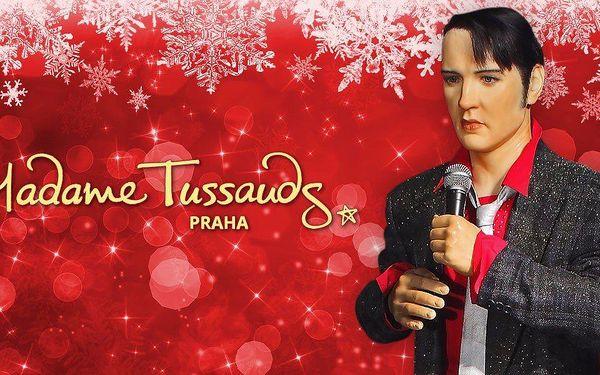 Vstupné na speciání hollywoodskou výstavu voskových figurín Madame Tussauds2
