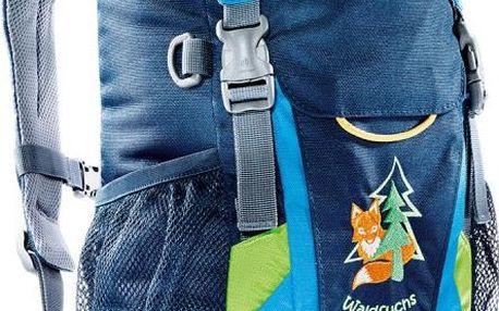 DEUTER Waldfuchs midnight-turquoise dětský batoh