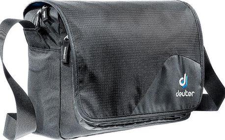 DEUTER Attend black-anthracite taška přes rameno