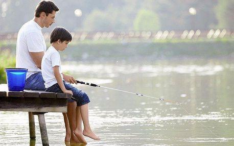 Pojďme na ryby - sportovní rybaření na celý rok