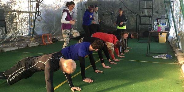 Instruktor fitness - rekvalifikace s akreditací MŠMT2