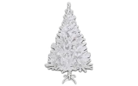 Umělý vánoční stromek 150 cm PREMIUM (bílý) - 680 větviček