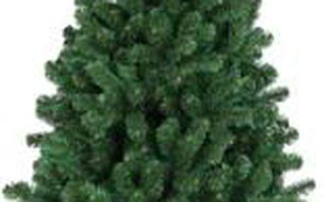 Umělý vánoční stromek 150 cm PREMIUM (zelený) - 680 větviček