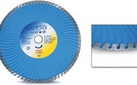 Kotouč řezný diamantový turbo 230x7x22,2 mm ERBA ER-4423059