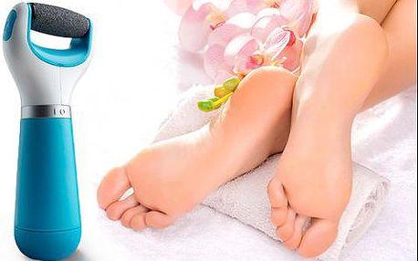 Elektronická bruska na nohy s diamantem s poštovným zdarma