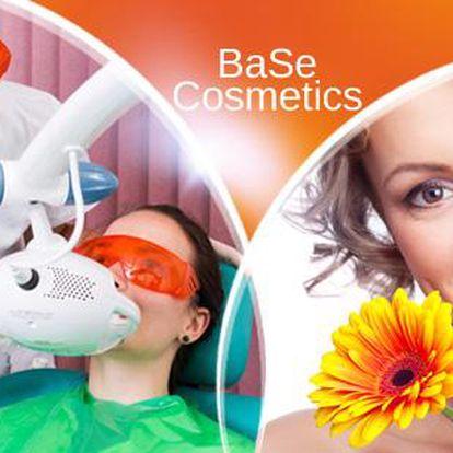 60minutové bělení zubů plazmovou lampou! Účinný bezperoxidový způsob bělení pro krásné zuby i úsměv!