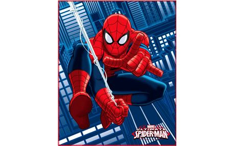 Fleece dečka Spiderman Jump