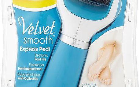 Scholl Velvet Smooth Elektrický pilník na chodidla