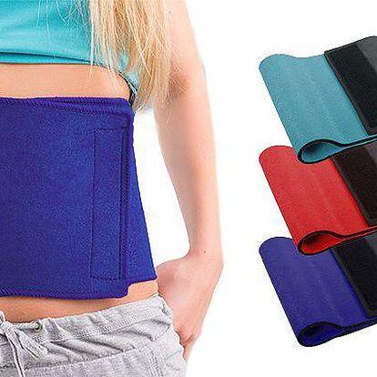 Hubnoucí pás Twiggy pro účinnější odbourání tuku v několika barvách