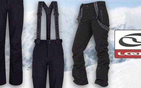 Volnočasové softshellové kalhoty Loap pro aktivní dámy